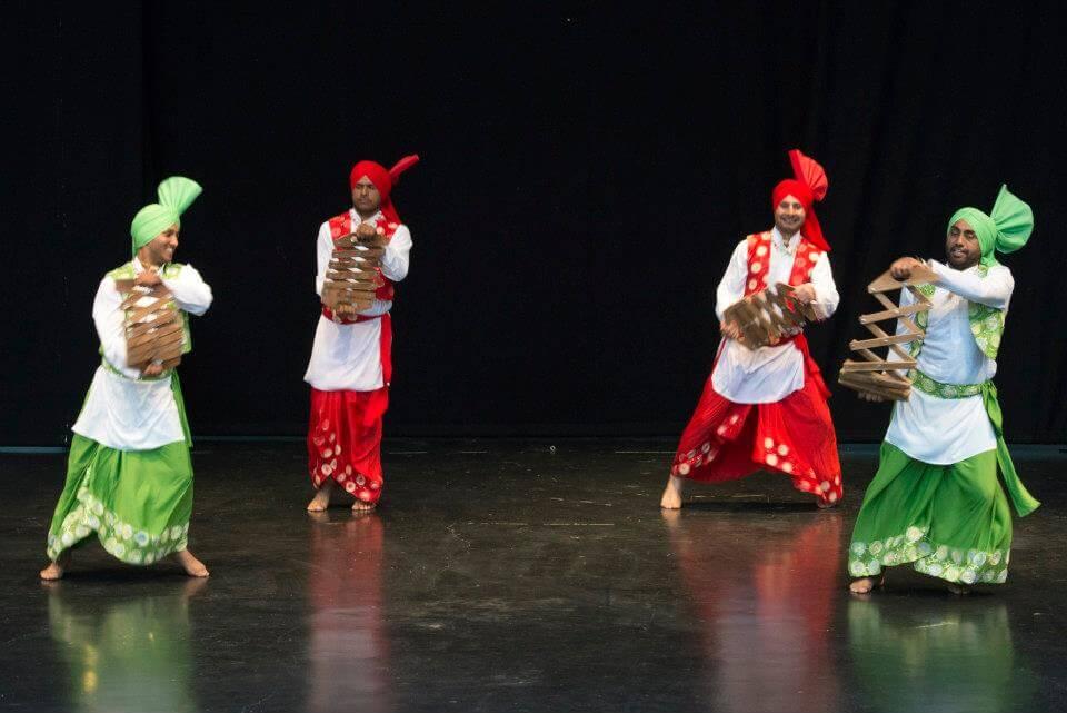 Jhalik Punjab Di Bhangra